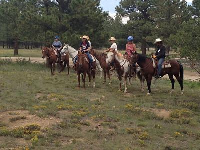 2012 Cowboy / Cowgirl Camp
