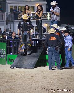 PBR 2015 Last Cowboy Standing - Round 4