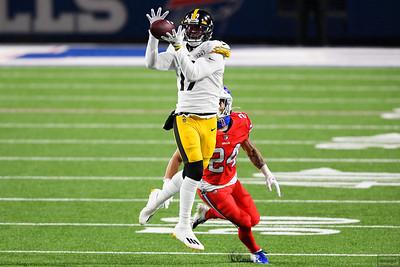 NFL: Steelers at Bills; 12/13/20