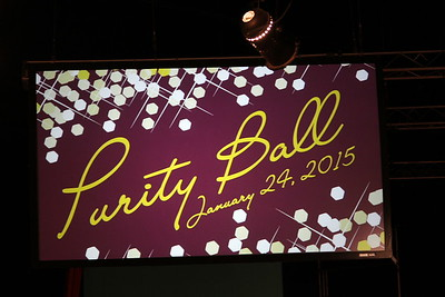 2015-01-24 - Purity Ball 2015