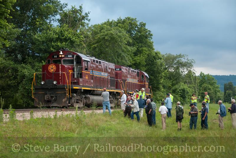 Arkansas & Missouri<br /> Chester, Arkansas<br /> June 10, 2014