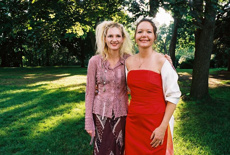 Sarah and Kate
