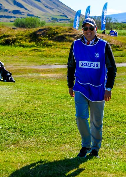 Björn Ólafur Bragason.  Mynd/seth@golf.is