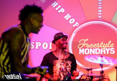 Freestyle Mondays - 8.28.17
