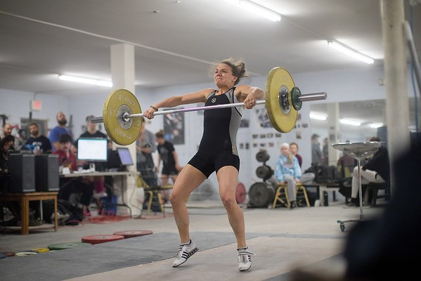Olympic Weightlifting - Aspire 2016