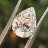 2.01ct Antique Pear Shape Diamond GIA G VS1 7