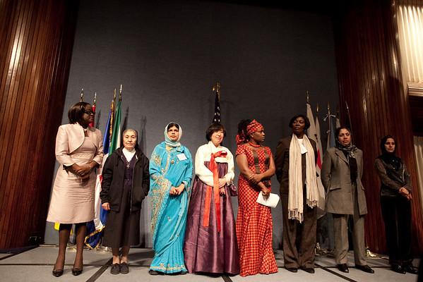 2010 International Women of Courage