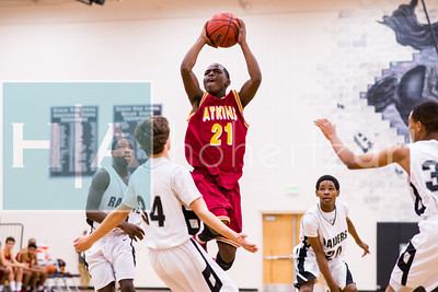 JVB Atkins at Reagan 12/17/13
