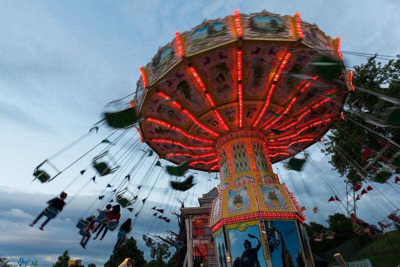 Sommerfestival im OIympiapark