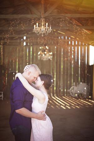 Arthur & Amber - Engagement