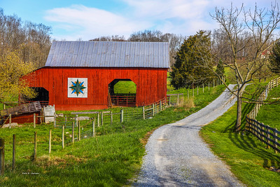 Barn Quilt Trails