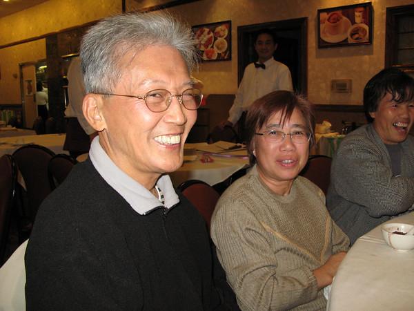 Dad's 68th birthday