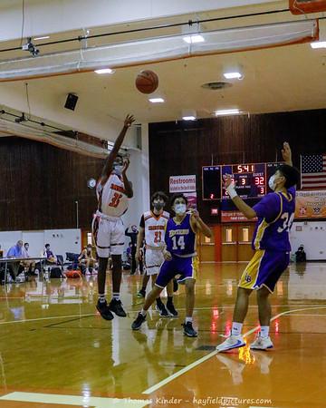 Boys Frosh Basketball v Lake Braddock 12/28/20