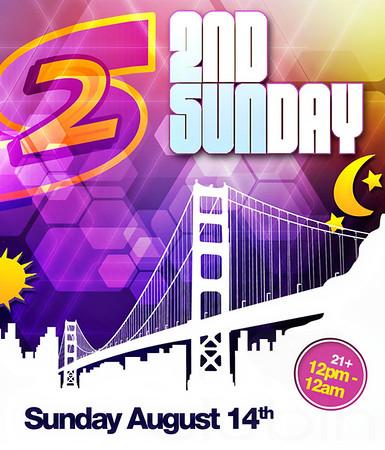 2nd Sunday @ Mission Rock 8.14.11