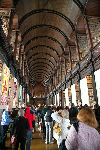 Trinity College Library.