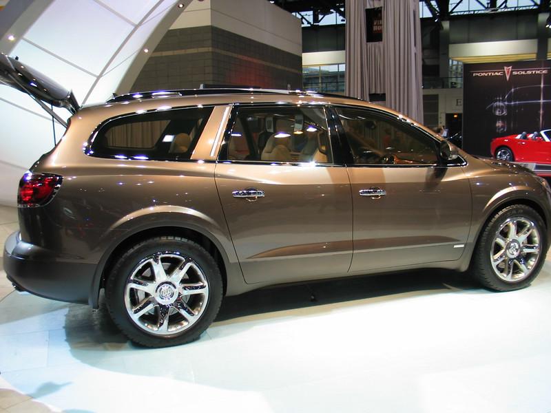 Concept: Buick Enclave