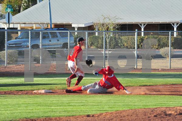 Arcadia Baseball at Coronado
