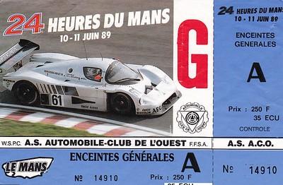 1989 Le Mans