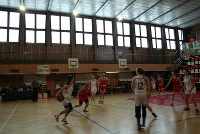 Kvalifikácia v basketbale D - 28.1.2015, Ružomberok