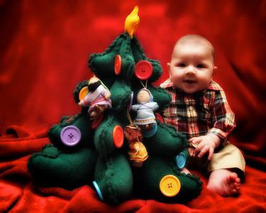 Kevin Jr. 4 months old