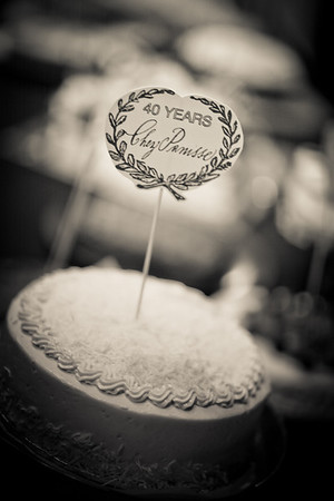 Chez Panisse 40th Anniversary Celebration