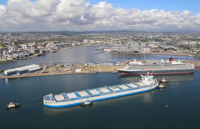 Newcastle Port 21-22 February 2016