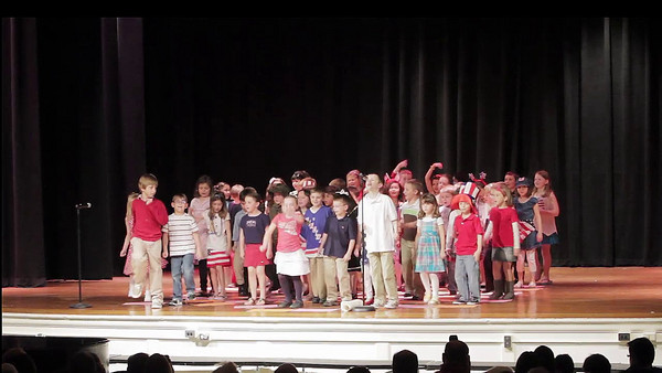 Connor's Spring Concert