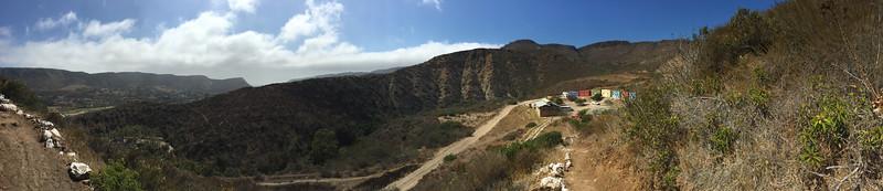 Triumph/Sound Chapel Baja Trip 2015