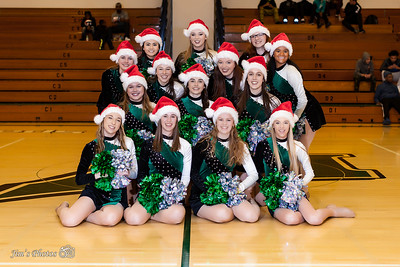 HS Sports - JMM Poms Holiday Show - Dec 12, 2017