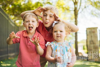 Christopher, Cooper, & Emma Katherine