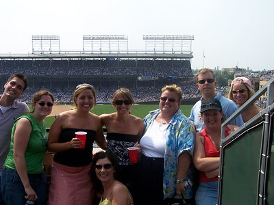 Cub's Game - August 9, 2005