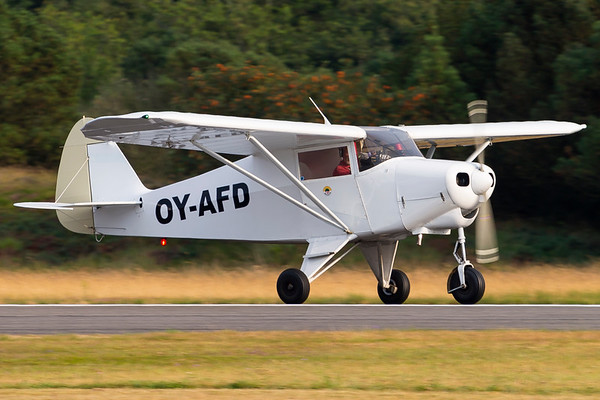 OY-AFD - Piper PA-22-108 Colt
