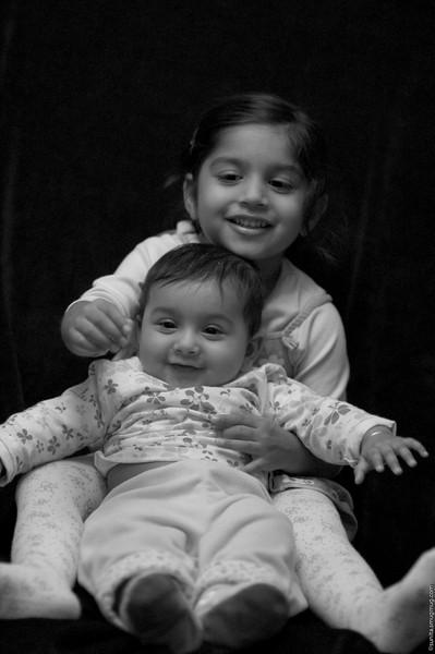 Tika and Sahana