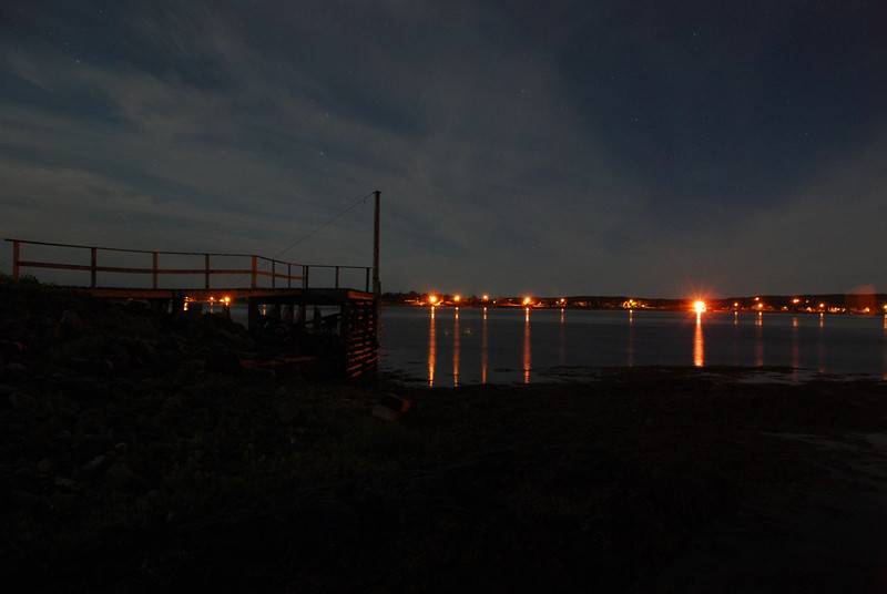 Grand Harbor at Night - 14