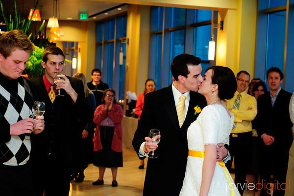 Reception - Willie Wedding