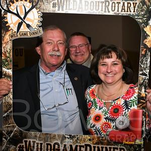 2019 Rotary Wild Game Dinner