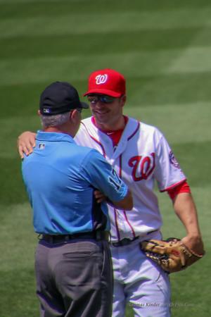 Nationals vs Mets 5/25/16