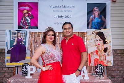 Priyanka Adarsh Mathur - Fortilicious Bday