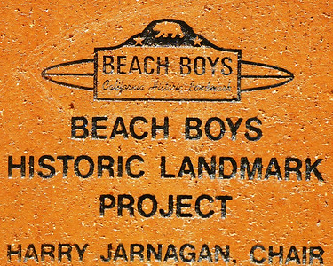 Beach Boys Historic Landmark