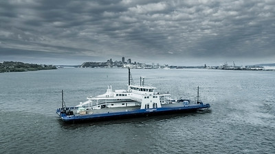 STQ Dual Fuel LNG Ferries