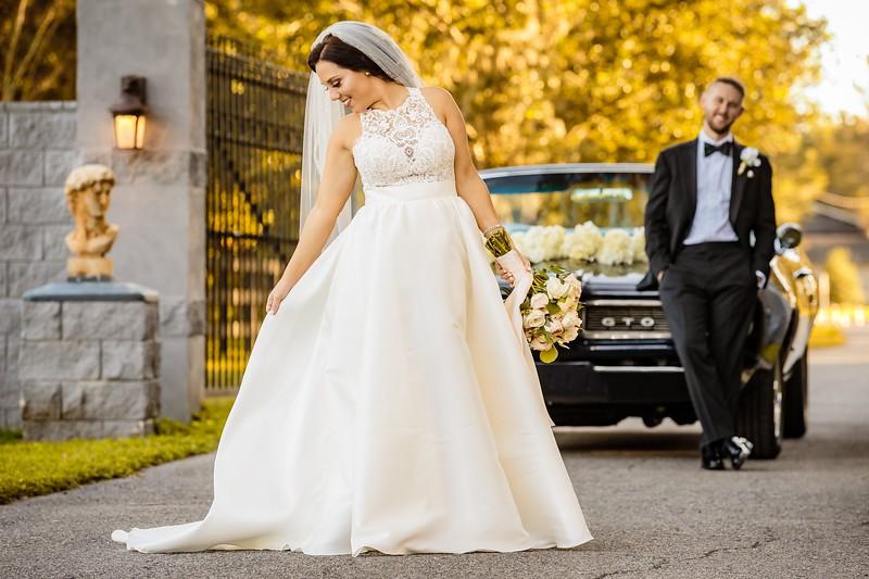 Maranda & James' Wedding