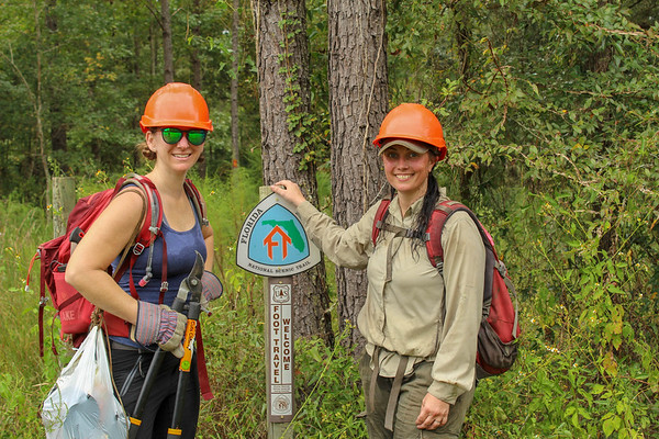 National Public Lands Day Work Party 2019