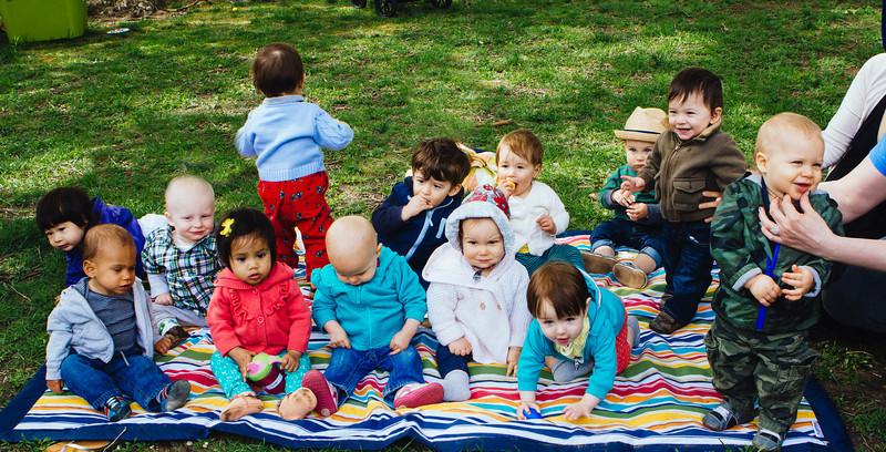 Brooklyn Babies 1st Birthday