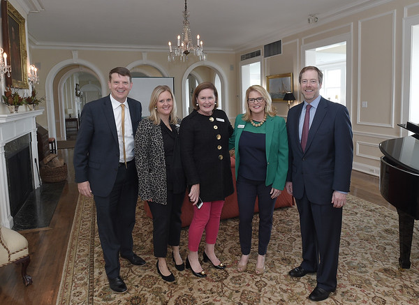 2019 Reception at The Grosse Pointe Club