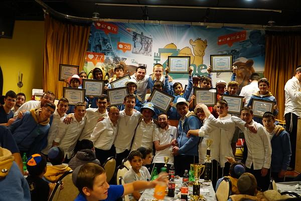 8/6-7/21 Day 20 Shabbos Revolution + Grand Banquet!