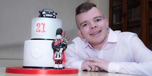 Jordan Wrights 21st Birthday Party