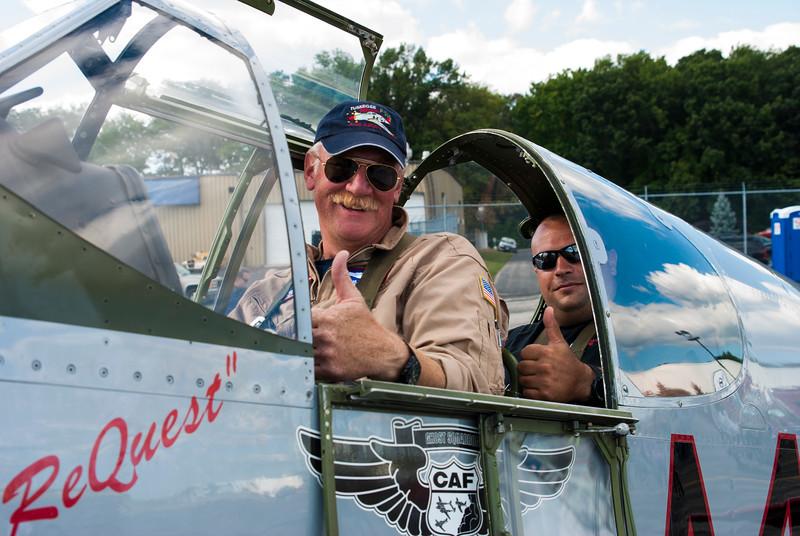 Paul Stojkov and Zachary Cheema of Grand Aire FBO