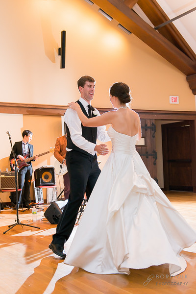 Tufts University Wedding