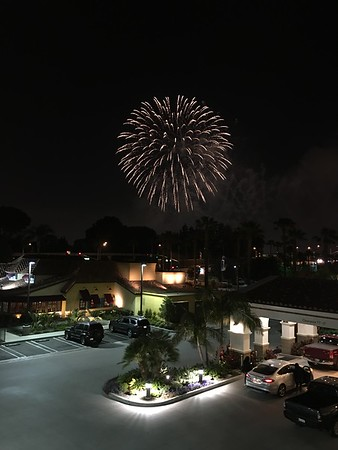 Disneyland 2016 Fireworks