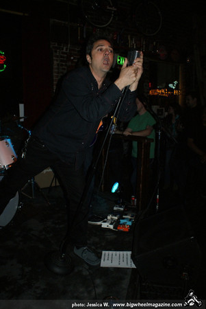 SoCal Rocket Dynamics - at Old Towne Pub - Pasadena, CA - June 10, 2011